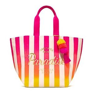 Victoria's Secret Beach Tote Bag